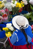 Flower Sellers  Cueneca  Ecuador