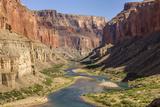 Anasazi Ruins Nankoweap Granaries Grand Canyon Arizona USA