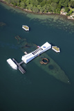 USS Arizona Memorial  Pearl Harbor  Oahu  Hawaii