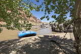 Black Rocks Campsite in McInnis Canyons NNRA  Colorado River