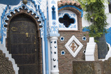 Chefchaouen  Morocco  Narrow Arched Doorways