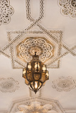 Marrakech  Morocco Chandelier Light in Ceiling in Downtown City