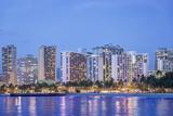 USA  Hawaii  Oahu  Honolulu  Waikiki
