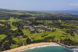 Ritz Carlton  Fleming Beach  Kapalua Resort  Maui  Hawaii