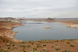 Arizona  Glen Canyon Nra with the Lake Powell Resort and Marina
