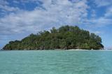 Seychelles  Indian Ocean  Mahe  St Anne Marine NP  Moyenne Island