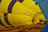 Hot Air Balloon  Ballooning  Sedona  Coconino NF  Arizona  USA