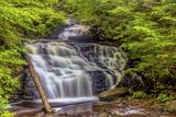 Pennsylvania  Benton  Ricketts Glen State Park Mohican Falls Cascade
