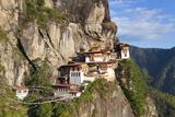Tigers Nest (Taktshang Goemba)  Paro Valley  Bhutan
