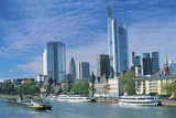 River Main  Frankfurt  Germany