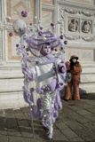 Venice  Italy Mask and Costumes at Carnival