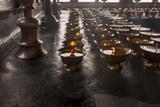 Buddhist Prayer Candles