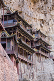China  Shanxi Province  Hang Shen Mountain  Hanging Palace