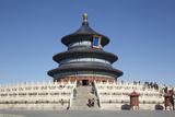 China  Beijing  Hall of Prayer for Good Harvest  Temple of Heaven Park