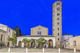 Italy  Ravenna  Basilica of Sant'Apollinare Nuovo at Twilight