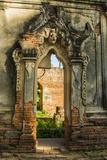 Myanmar Mandalay Inwa Yadana Hsimi Temple Complex