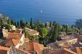 Eze  Cote d'Azur  France