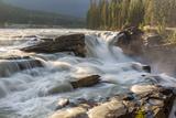 Canada  Alberta  Jasper National Park  Athabasca Falls