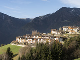Latzfons Traditional Mountain Village  South Tyrol  Italy