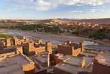 Morocco  High Atlas Mountains  Classified as World Heritage by UNESCO