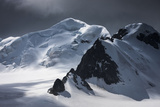 Antarctica  South Orkney Islands Mountain and Glacier Landscape