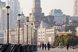 The Bund  Early Morning  Shanghai  China