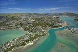 Pauatahanui Inlet  Porirua Harbour  Wellington Region  New Zealand