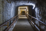 Romania  Transylvania  Praid  Praid Salt Mine  Walkway