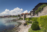 Bulgaria  Black Sea Coast  Sozopol  Eastern Waterfront