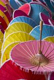 Thailand  Chiang Mai Province  Bo Sang Umbrella Factory