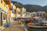 Castellorizo Island  Megisti  Greece