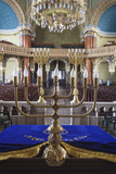 Bulgaria  Sofia  Sofia Synagogue  Sephardic Synagogue Interior