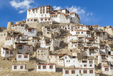 Chemre or Chemrey Village and Monastery  Near Leh  Ladakh  India