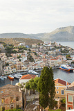 Symi Town  Symi Island  Dodecanese Islands  Greece