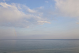 Sea and Skyscape  Rhodes  Greece