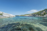 Croatia  Dalmatia  Hvar Island  Secluded Cove Near Milna