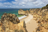 Praia Dos Tres Irmaos Beach  Alvor  Algarve  Portugal  Europe
