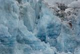Norway Svalbard Spitsbergen Hornsund Brepollen Edge of a Glacier