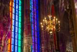 Candelabra  St Stephens Cathedral  Vienna  Austria