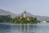 Slovenia  Bled  Bled Island