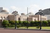 Sultan Palace  Muscat  Oman