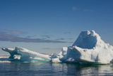 Norway Svalbard Hinlopenstretet Strait Drift Ice