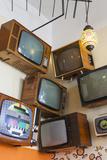 Romania  Crisana Region  Oradea  Lactobar  Soviet Era Televisions
