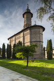 Romania  Bucovina  Mitocul Dragomirnei  Orthodox Dragomirna Monastery