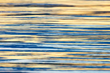 Water Ripples at Sunset  Inle Lake  Shan State  Myanmar