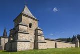 Romania  Bucovina  Sucevita  Sucevita Monastery  Exterior