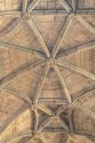 Jeronimos Monastery  Ceiling Detail  Lisbon  Portugal