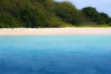 Buck Island  Saint Croix  Us Virgin Islands Soft Focus of the Beach