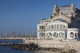 Romania  Black Sea Coast  Constanta  Constanta Casino Building