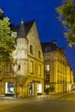 Historic Architecture C1620 in the Marias  Paris  France